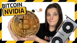 bitcoin tesla nvidia