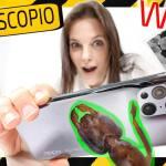 OPPO Find X3 Pro, su cámara microscopio de bolsillo a prueba