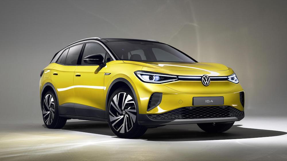 Volkswagen ID.4 eléctrico