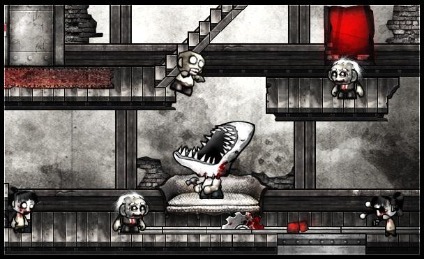 zombie mode2