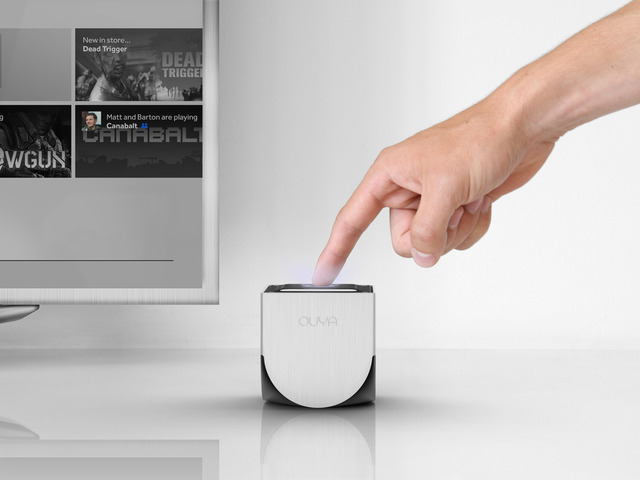 Over $8 million in crowd funding was raised in support of the Ouya.