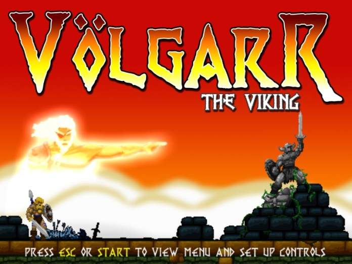 Volgarr Logo