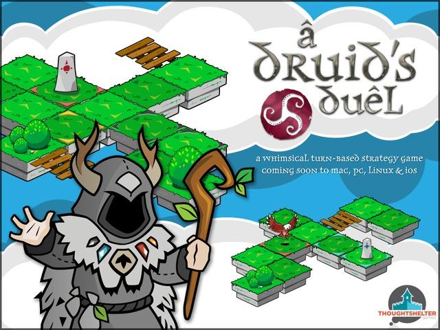 A Druid's Duel