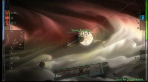 The player begins as a sage without any memory. He is assisted by a part of his brain that helps him relearn how to be a pilot.