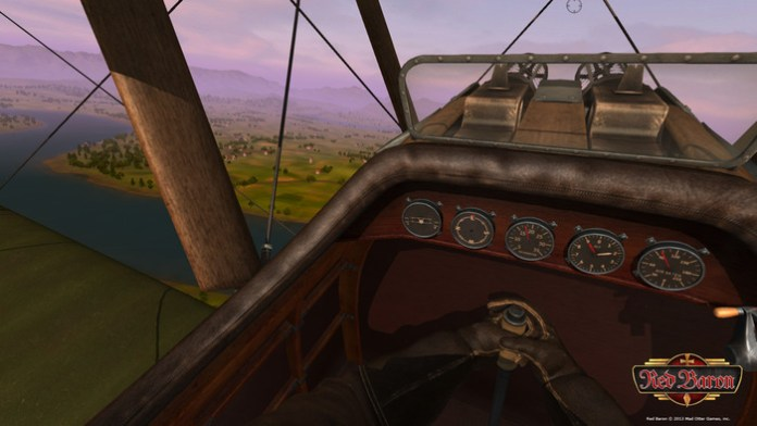 Red Baron Flight Sim Kickstarter