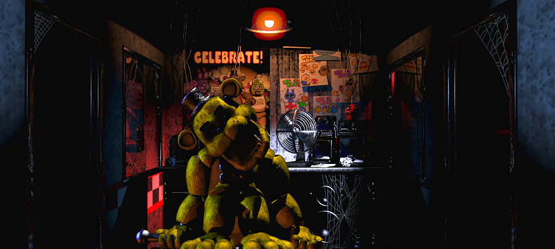 Secrets, Rumors, and Easter Eggs of Five Nights at Freddy's - Cliqist