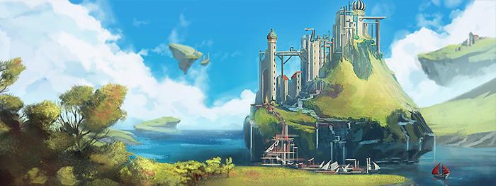Highlands is a hand drawn strategy RPG Kickstarter video game.