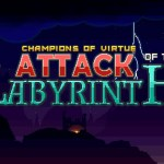 Attack of the Labyrinth is a top down dungeon crawler with beautiful pixel graphics that supports up to 4 players.
