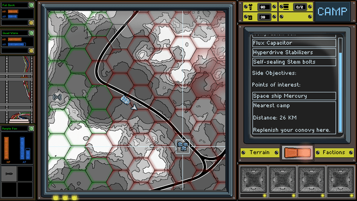 Mad Max Meets FTL in Convoy - Cliqist