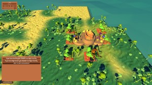 Crest is a unique looking strategy god game on Indiegogo from Eat Create Sleep.