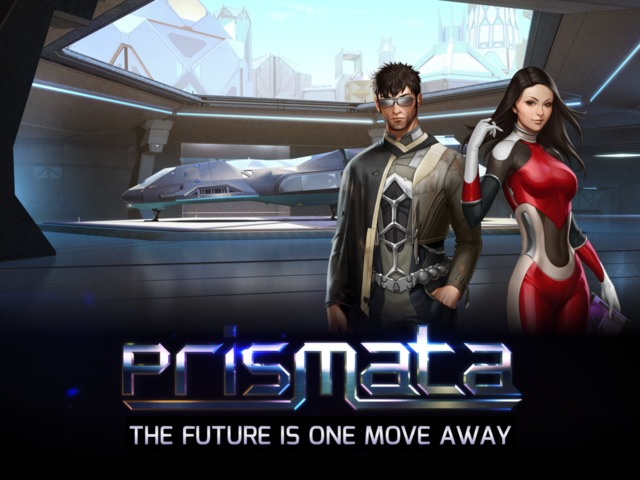 Prismata is a sci-fi strategy card game on Kickstarter from Lunarch Studios.