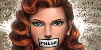 Words are Power is a new Kickstarter video game mixing elements of word games, adventure games, and 1940's era sexism.