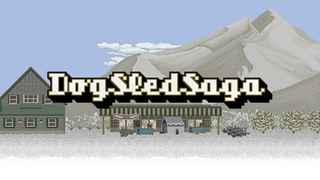Dog Sled Saga is a Kickstarter funded racing RPG where players take control of a dog sled team.