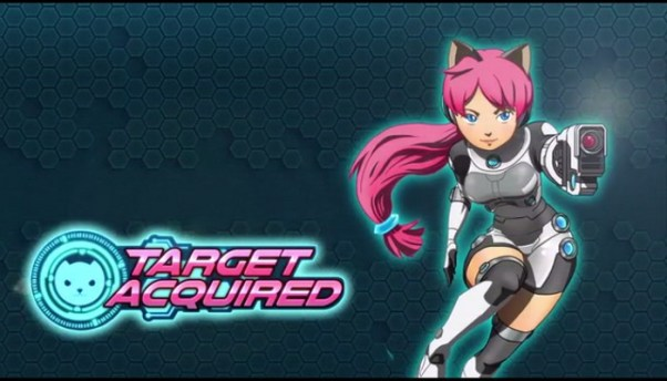 Target Acquired is an endless runner that was crowdfunded on Kickstarter.