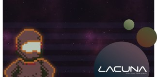 Lacuna is an open world exploration and building game that's crowdfunding on Kickstarter.