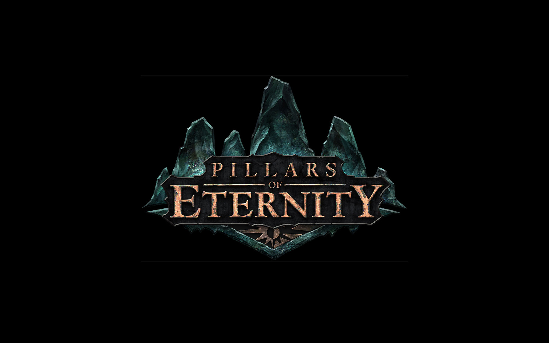 Pillars of Eternity is an RPG that was funded on Kickstarter and is going to be released soon.