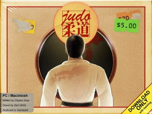 Judo is an oldschool martial arts fighting game that's crowdfunding on Kickstarter.