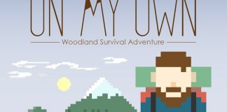 On My Own is a 2D survival adventure game that's crowdfunding on Kickstarter.