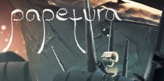 Papetura is a unique point and click adventure game made using paper, it's funding on IndieGogo.