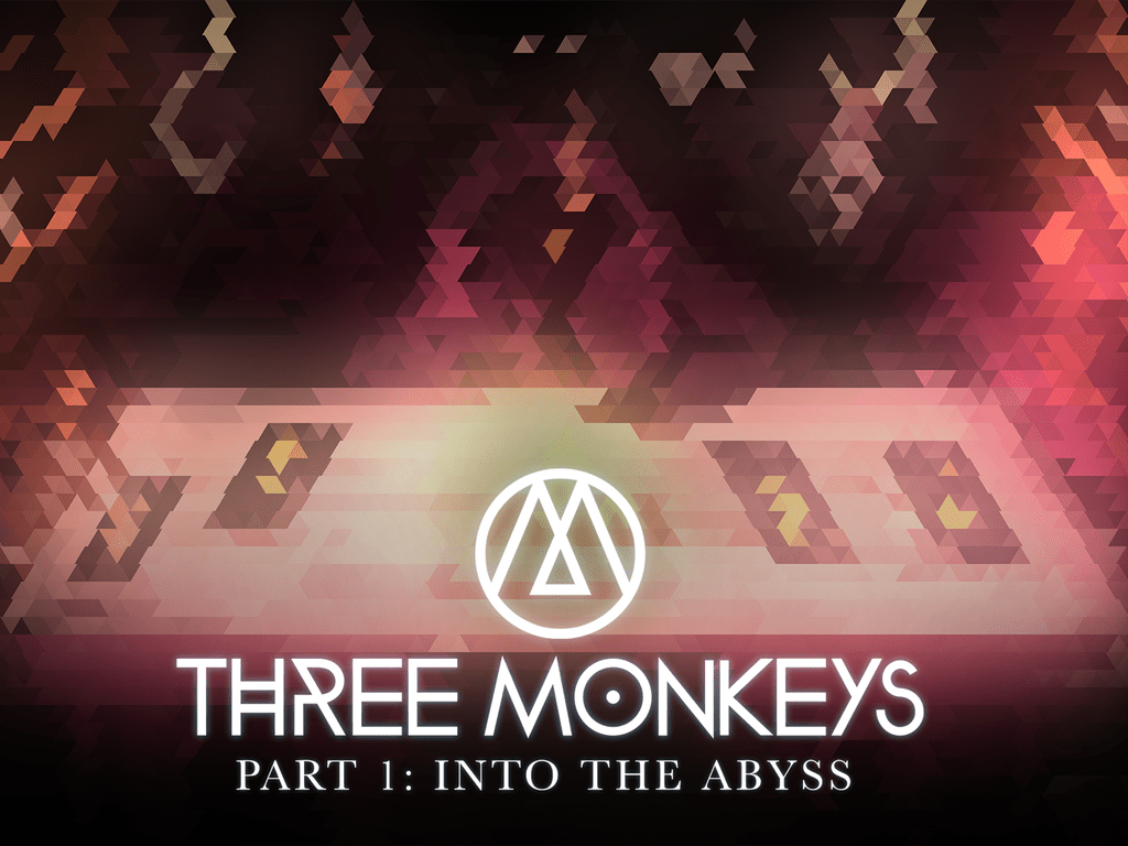 Three Monkeys is a new adventure game on Kickstarter that's based almost entirely on sound.