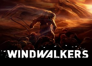 Windwalkers is a sci-fi action rpg that focuses on multiplayer. It's crowdfunding on Kickstarter.