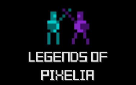 Legends of Pixelia