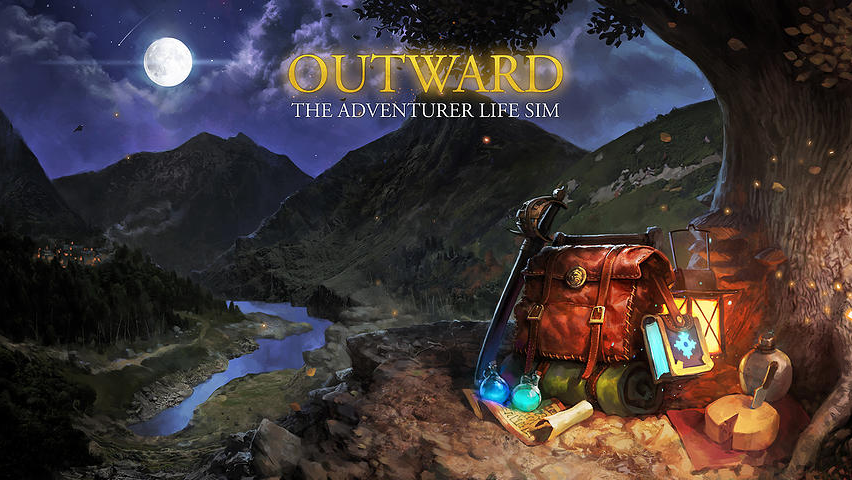 Survive, Kill, and Survive Some More in Outward - The Adventurer Life Sim