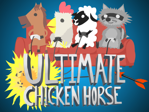 Get Ready to Party, Ultimate Chicken Horse Gets Release ...