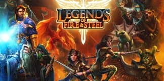Legends of Fire & Steel