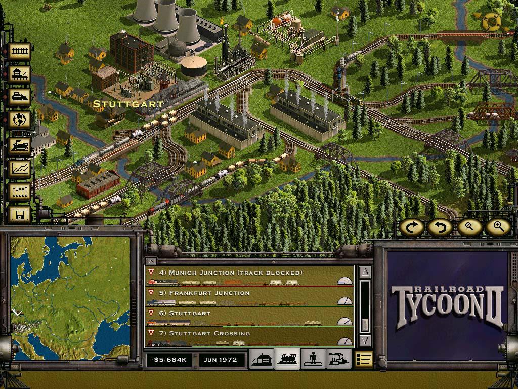 Railroad Tycoon Online