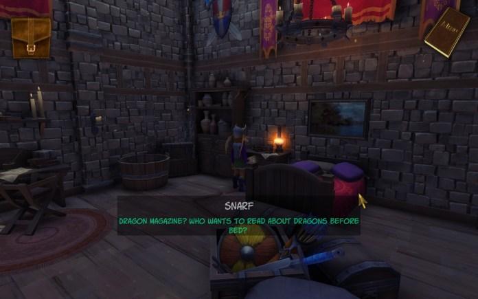 SnarfQuest Tales