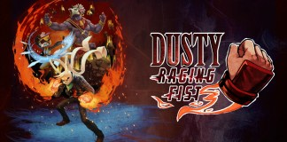 Dusty Raging Fist