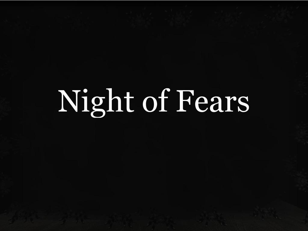 Night of Fears