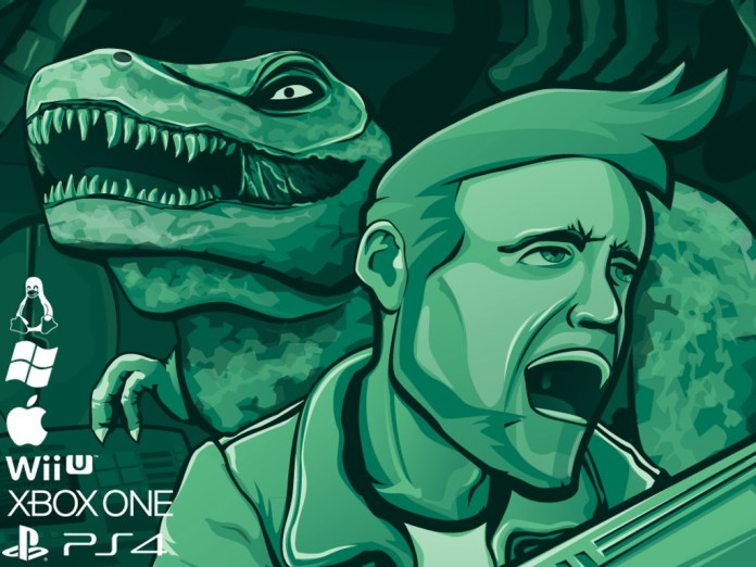 Alien Dinosaurs