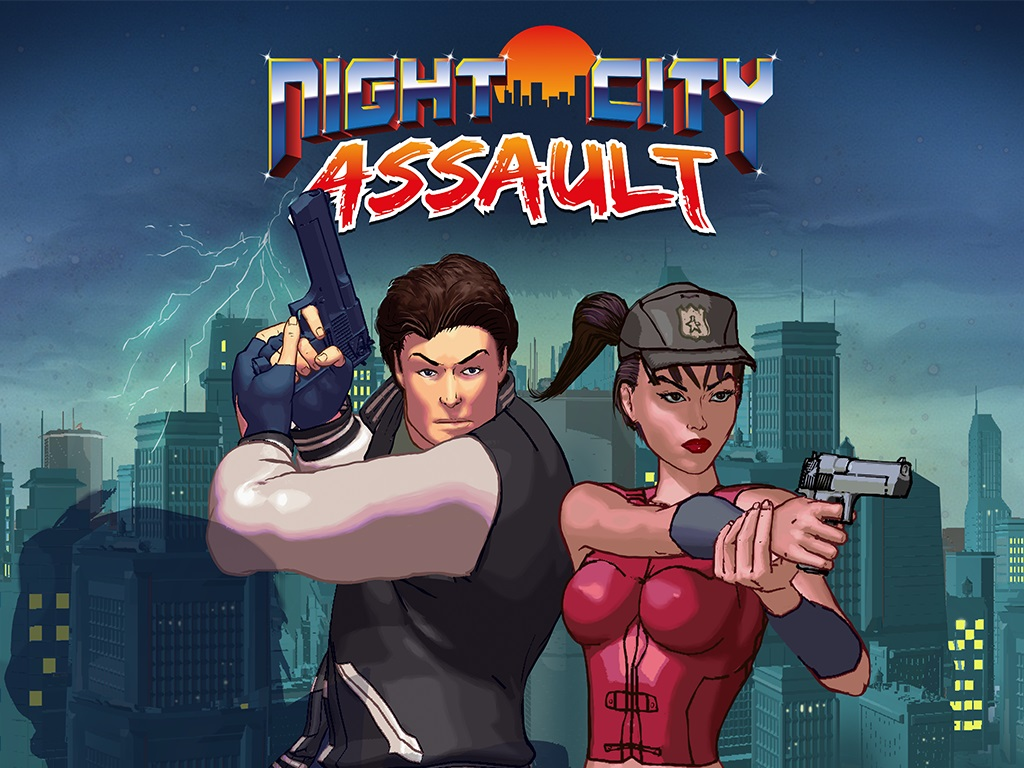 Night City Assault