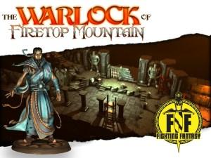 Fighting Fantasy: Warlock of Firetop Mountain