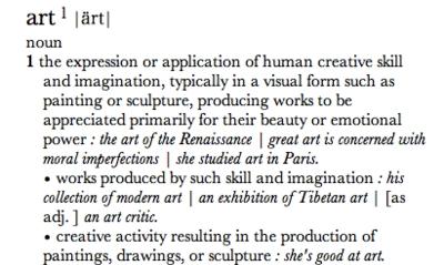 art_defined
