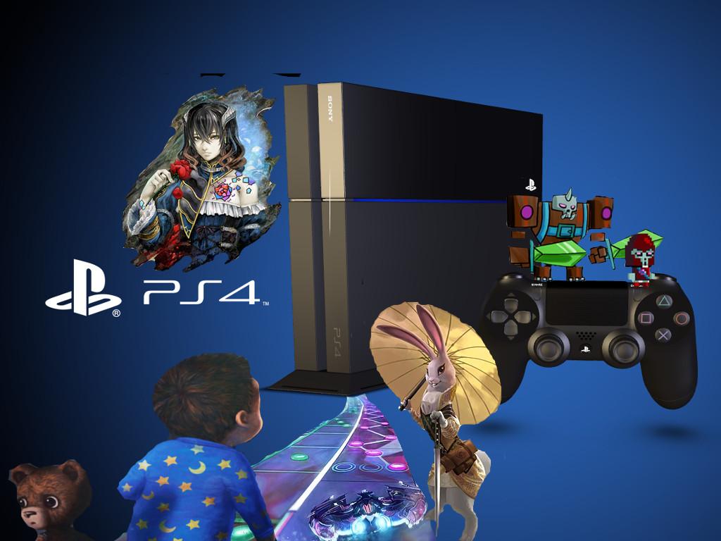 Playstation4 Kickstarter Games