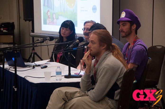 GX3 Kickstarter Panel