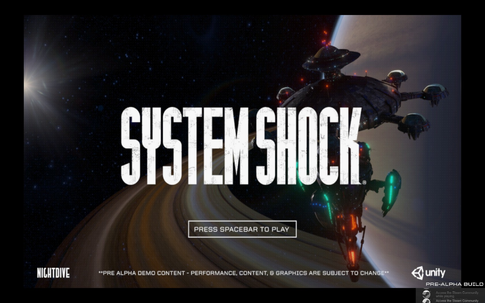 Crashing The System Shock Reboot
