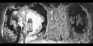 100 Days of Mystery