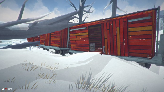 The Long Dark Train