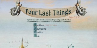 Four Last Things