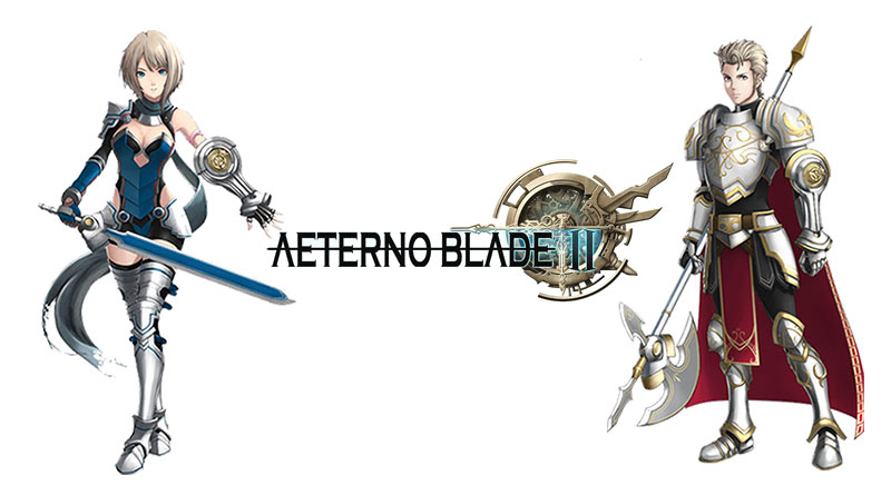 AeternoBlade II : An Indiegogo Campaign That isn't Terrible