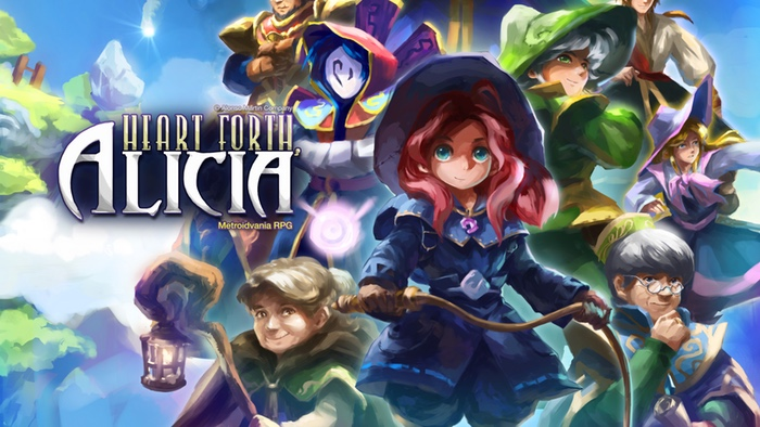 Remember Heart Forth, Alicia? It's Not Dead
