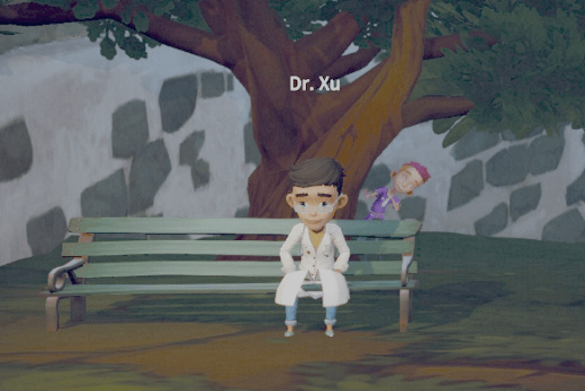 My Time at Portia- Antoine Loves Dr. Xu