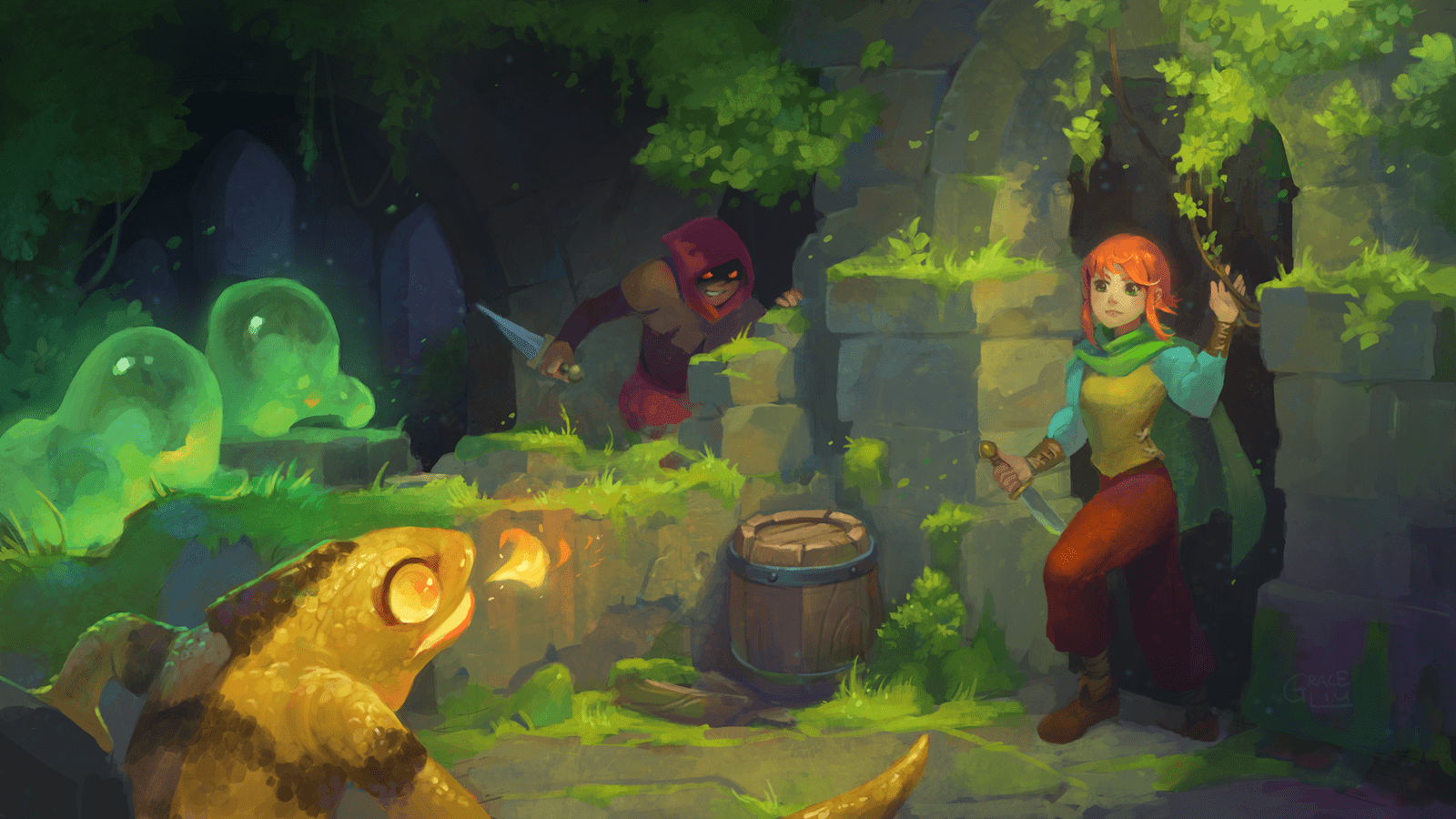 An Interview with Tangledeep Dev Andrew Aversa