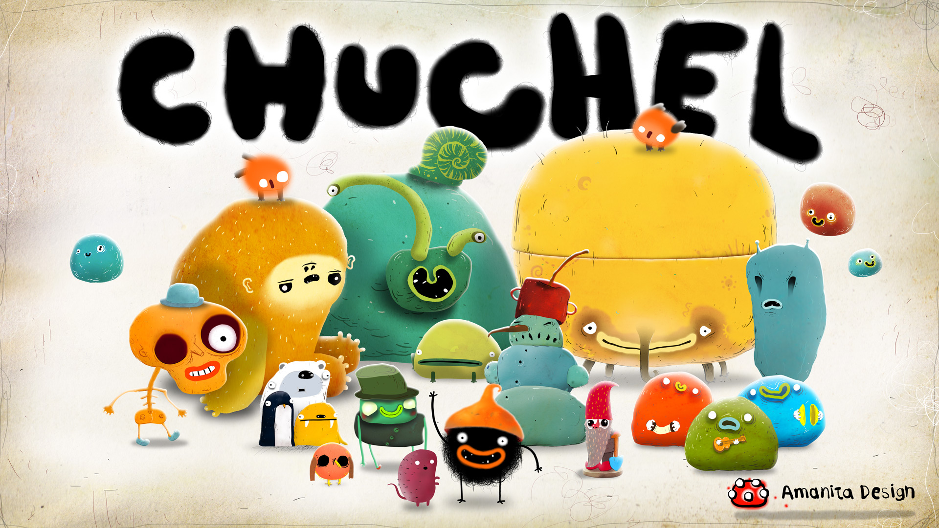 Chuchel game