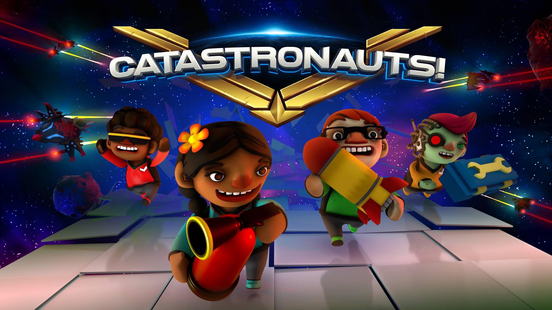 Catastronauts Space Multiplayer