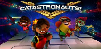 Catastronauts Space Multiplayer